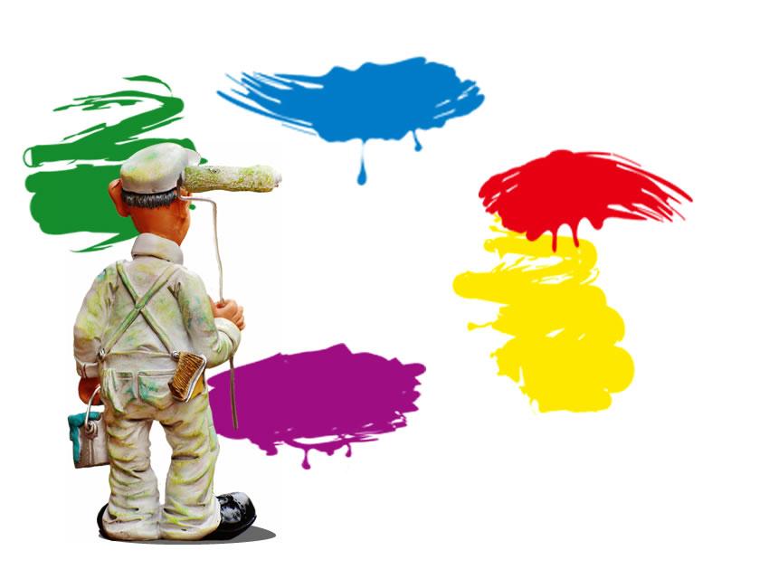 Trabajos de pintura en Pices s.a.